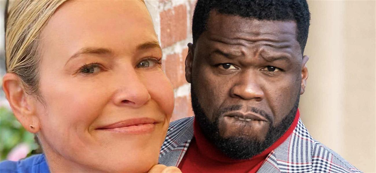 Chelsea Handler Trolls 50 Cent As Rapper Begs Ex GF To Not Let Politics Affect Them