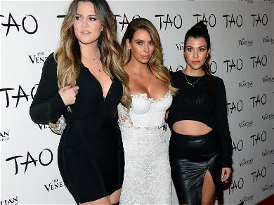Kim Kardashian & Sisters Can't Get Enough of Being Accused of Cultural Appropriation