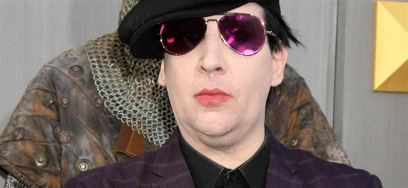Marilyn Manson Calls Rape Allegations 'Outlandish' and 'Delusional'