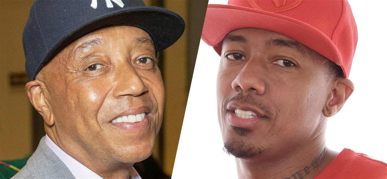 Russell Simmons Slammed For Leaving Nick Cannon 'Tone-Deaf' Comment On Troubling Post