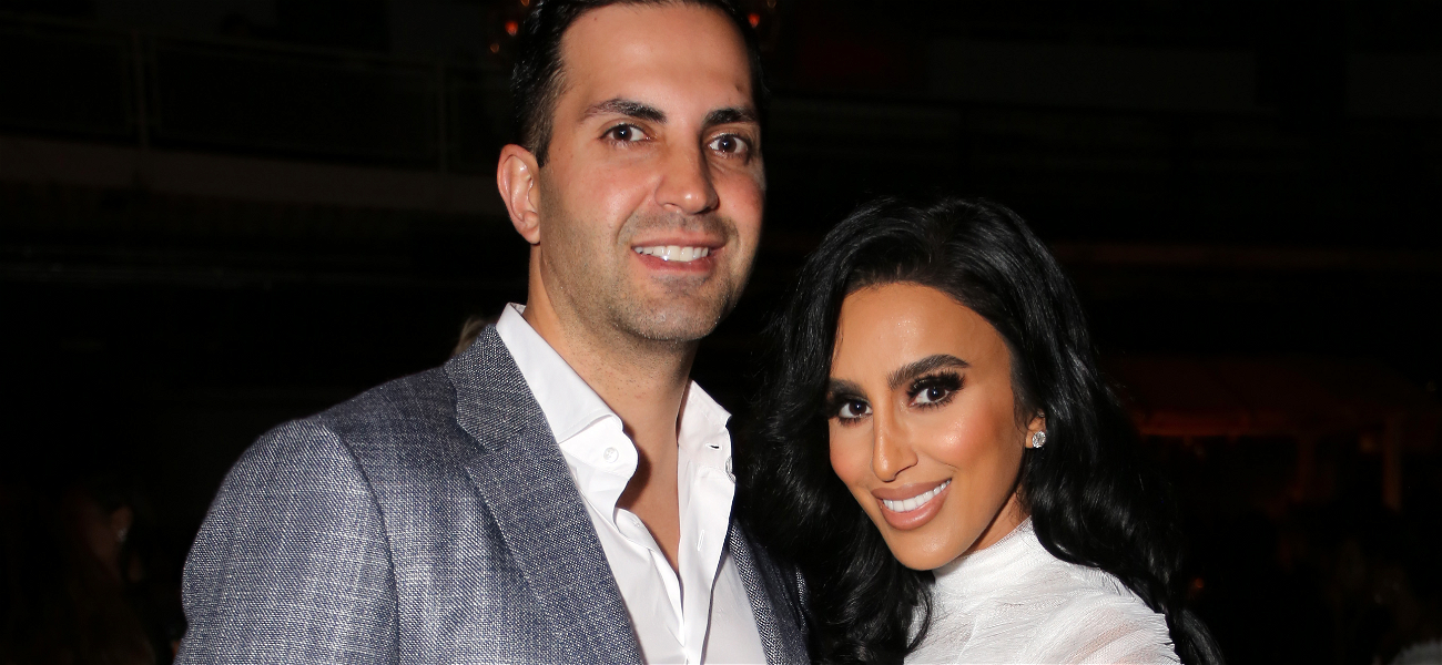 'Shahs of Sunset' Star Lilly Ghalichi's Husband Files for Divorce