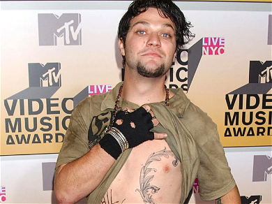 'Jackass' Star Bam Margera Hospitalized With Staph Infection From New Tattoo