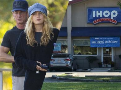 Sean Penn Gets Stacked with Girlfriend