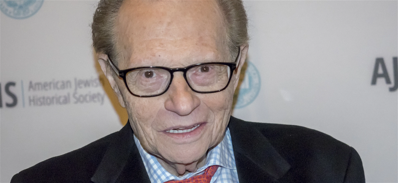 Larry King Says He's 'Scared To Death' Of Dying In Unearthed Interview Footage