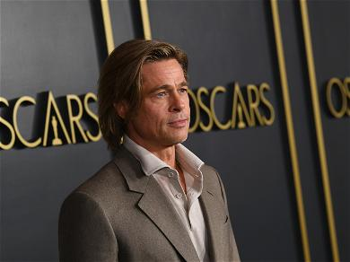 Who Was Brad Pitt's Date At The Oscars?