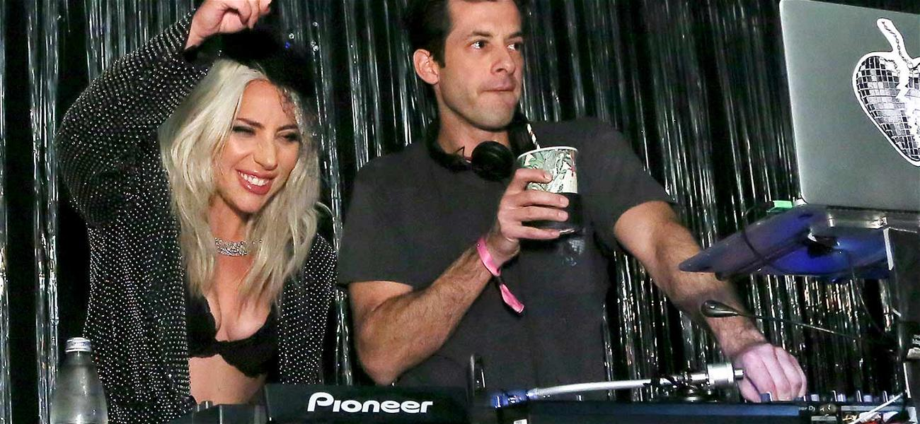Lady Gaga Parties at 'Club Heartbreak' After Grammy Wins
