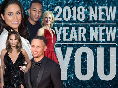 The #NewYearNewYou Guide That's Straight Outta Hollywood