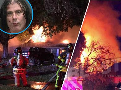 Cannibal Corpse Guitarist Tased & Arrested After Charging Deputy with Knife While House Burns