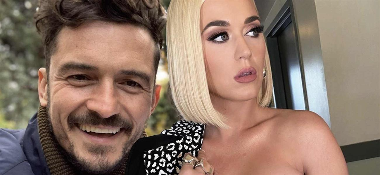 Orlando Bloom Shows Katy Perry Love After Revealing Pregnancy