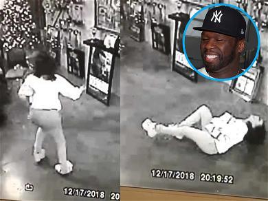 50 Cent Trolls 'Love & Hip Hop' Star Dream Doll After Embarrassing Fall