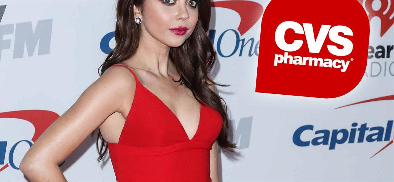 Sarah Hyland Goes Off on CVS Over Kidney Medication Mishap and Their Response Didn't Help