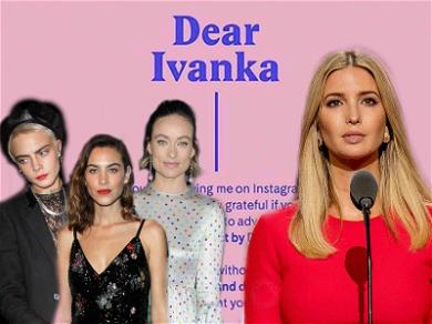 Ivanka Trump Gets Special Instagram Message from Famous Followers