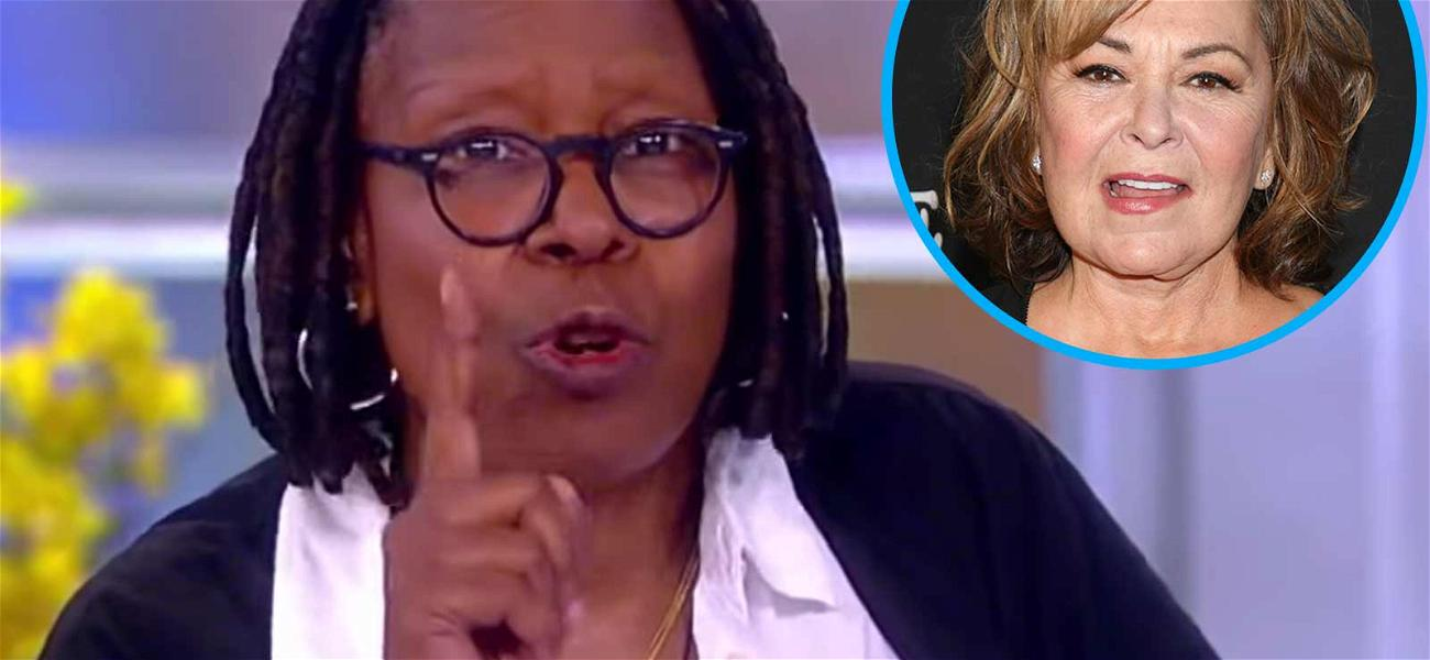 Whoopi Goldberg Slams Roseanne Barr: 'You Did This To Yourself'