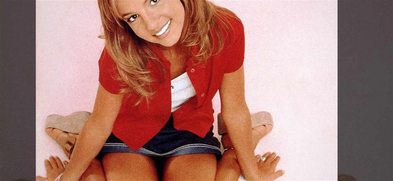 Britney Spears Celebrates 20th Anniversary of '…Baby One More Time'