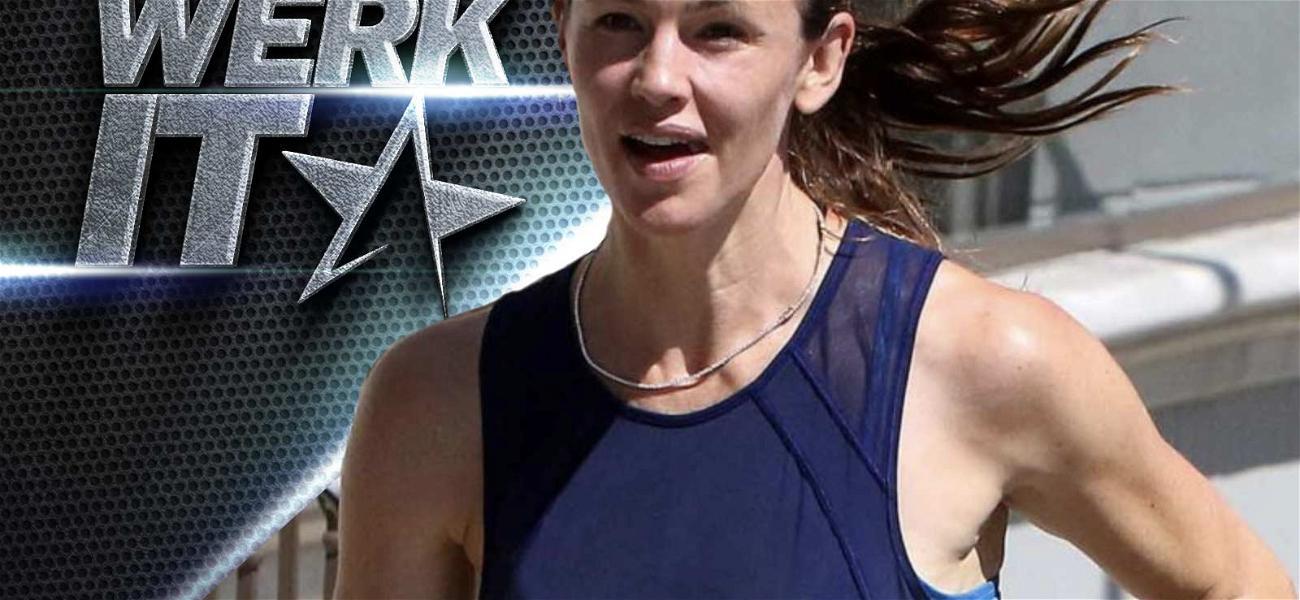 Werk It: Run, Jen, Run!