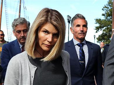 Lori Loughlin Claims That The College Admissions Prosecutors Are Concealing Evidence Ahead Of Her Trial