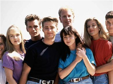 Shannen Doherty Officially Joins 'Beverly Hills, 90210' Reboot