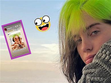Billie Eilish Makes Vanity Fair Cover AGAIN! See The Stellar Pics!