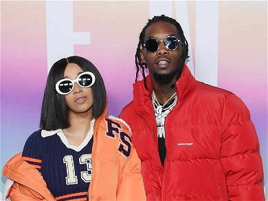 Offset Dragged Into Estranged Wife Cardi B's $15 Million Legal Battle with Ex-Manager