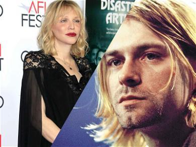 Courtney Love Made a Touching Birthday Tribute to Kurt Cobain