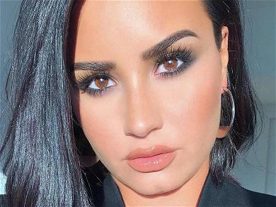 You Gotta See Demi Lovato's Amazing New Post-Breakup Angel Tattoo!