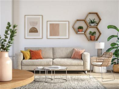 Make Your Living Room Pinterest Perfect With These Cozy Touches