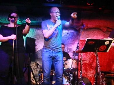 Lester Holt Belts Out 'Lovely Day' in NYC BBQ Joint