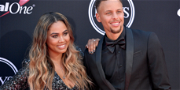 Ayesha Curry Straddles Steph In Snakeskin Bikini While He Cops A Squeeze