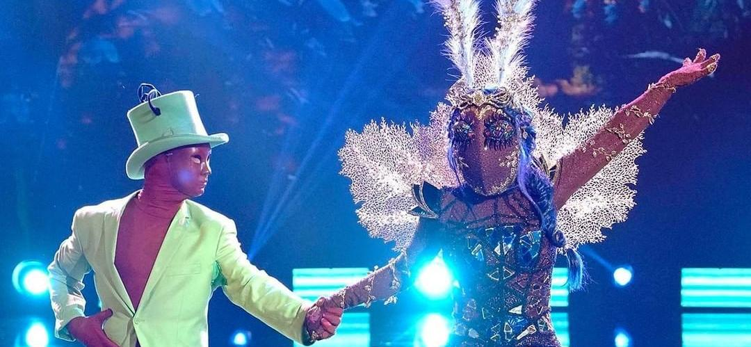Moth Eliminated In Latest Round Of 'Masked Dancer' Competition