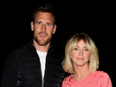 Julianne Hough's Husband Brooks Laich Fuels Marriage Trouble Rumors With Exploring Sexuality Comments
