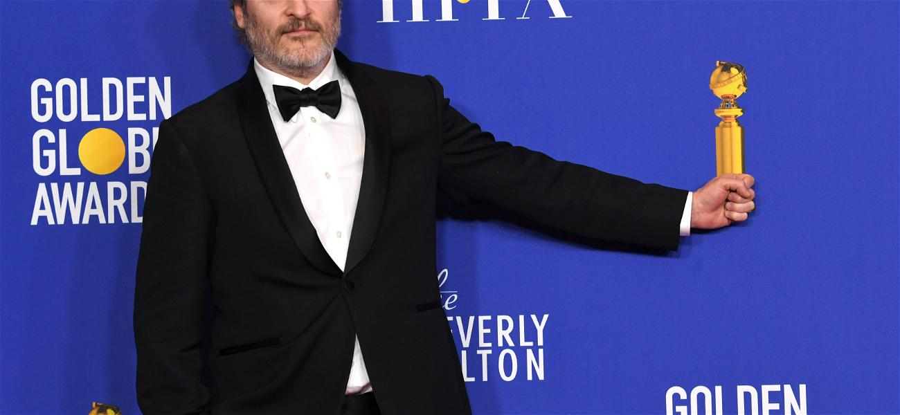 Joaquin Phoenix's Problematic Past with the #MeToo Movement