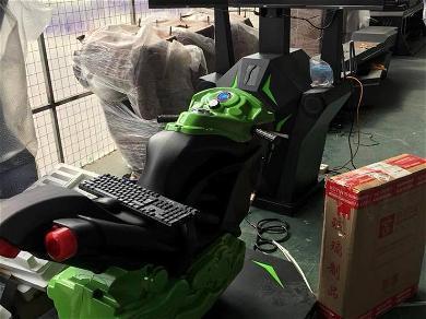 The Oasis Virtual Arcade
