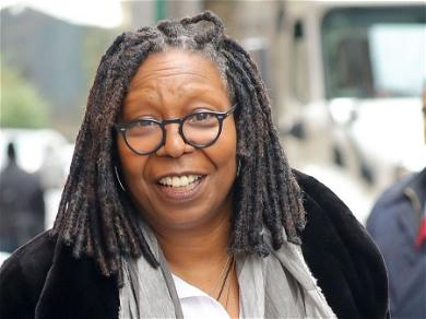 Whoopi GoldbergLooks Unrecognizable On The Cover Of Variety