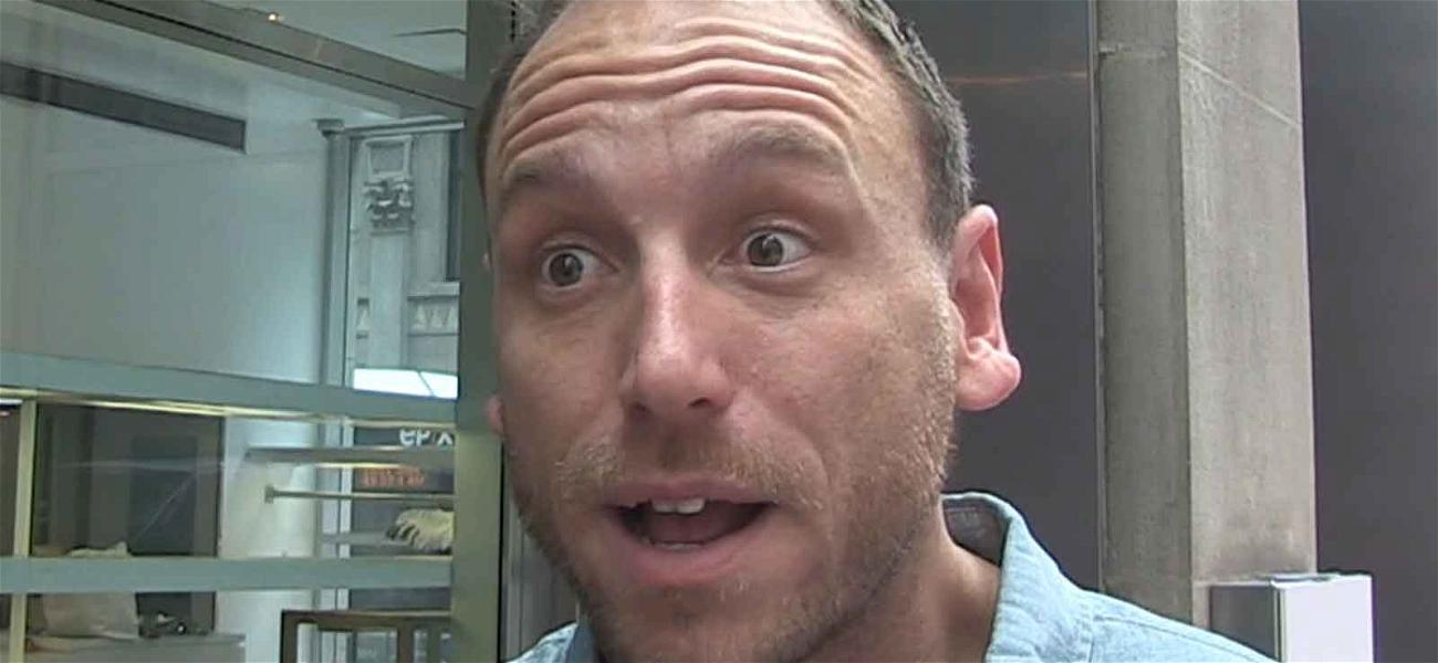 Pro Eater Joey Chestnut Can't Stomach the Way He Treated Japanese Legend Kobayashi