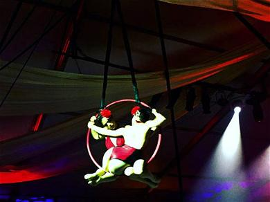 Circus-Themed Wedding Hosted at Harvey Weinstein's Former Connecticut Home