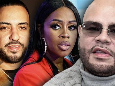 French Montana, Remy Ma and Fat Joe Sued Over 'All The Way Up'