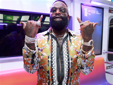 Rick Ross's Baby Mama Accuses Rapper Of Throwing Their Children Out Of His House