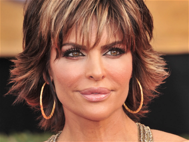 Lisa Rinna Slammed For Yoga Stretch With Live Goats
