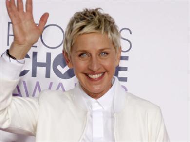 Ellen DeGeneres Loses Her Cool During Encounter With Photog
