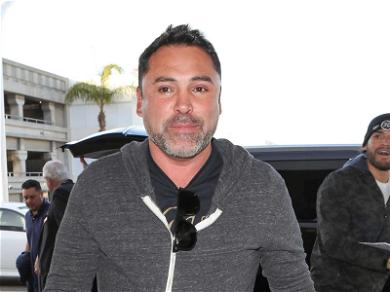 Oscar De La Hoya Admitted Cocaine and Alcohol Use to FBI During Extortion Investigation