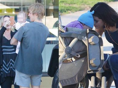 Justin and Selena Have Baby Fever!