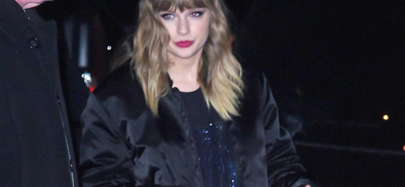 Taylor Swift 'Ready for It' at SNL After Party