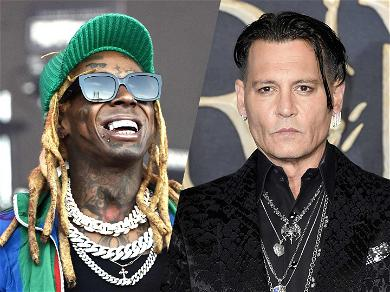 Lil Wayne Uses Johnny Depp To Fight His Ex-Lawyer in $20 Million Legal Battle