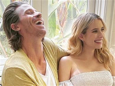 Emma Roberts Reveals Baby's Gender With Boyfriend Garrett Hedlund On Instagram