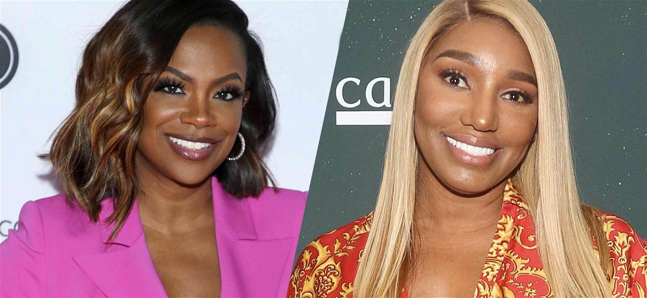 'RHOA' Star NeNe Leakes Gets Into It With Kandi Burruss, Tells Costar To Call Her Lawyer