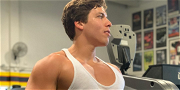 Arnold Schwarzenegger's Son, Joseph, Shows Off His New Year's 'Pump' In Ripped Muscle Shots