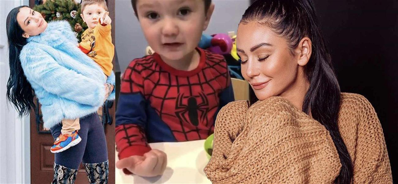 JWoww Gushes Over Son Greyson's 'Incredible' Progress Since Autism Diagnosis
