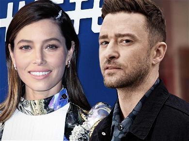 Jessica Biel Showers Justin Timberlake With Love Amid Affair Rumors