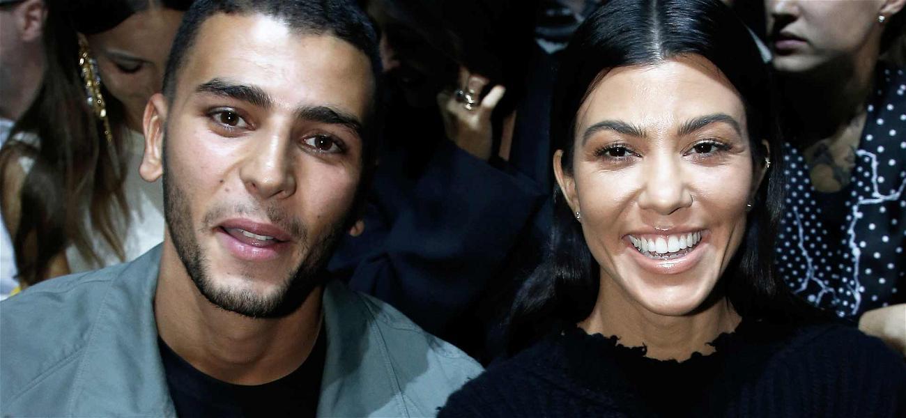 Kourtney Kardashian's Ex-Boyfriend Younes Bendjima Denies Assaulting Security Guard at Coachella