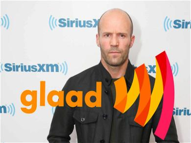 Jason Statham Refused GLAAD PSA & Kid's Charity Work Requests Before Issuing 'Wild Card' Apology